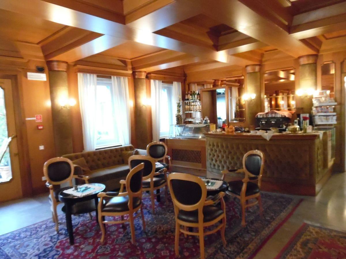 Hotel Auronzo - Sala