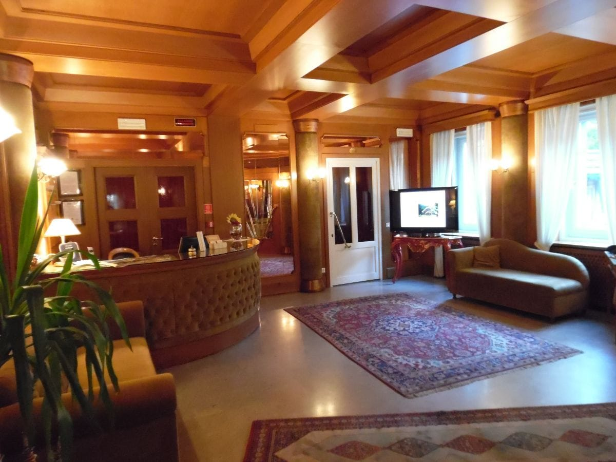 Hotel Auronzo - Hall