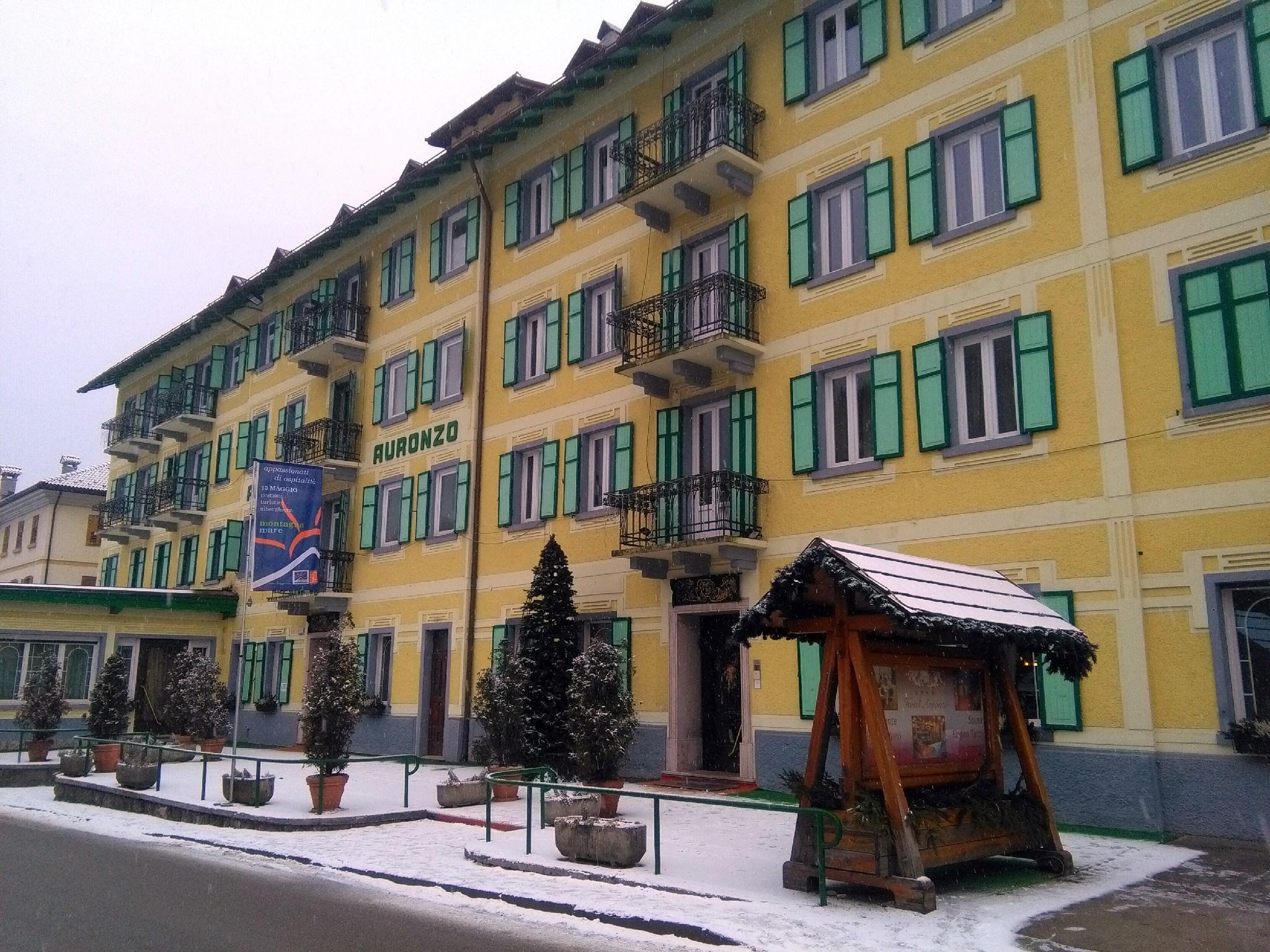 Hotel Auronzo - Struttura