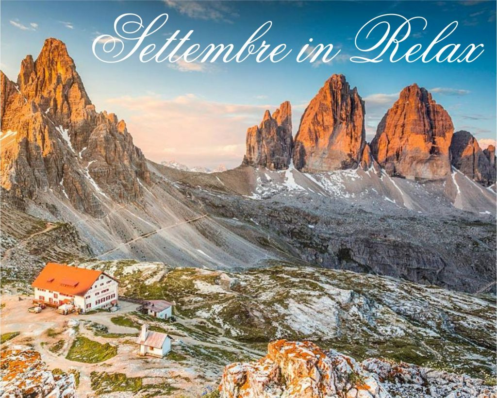 Settembre in Relax!