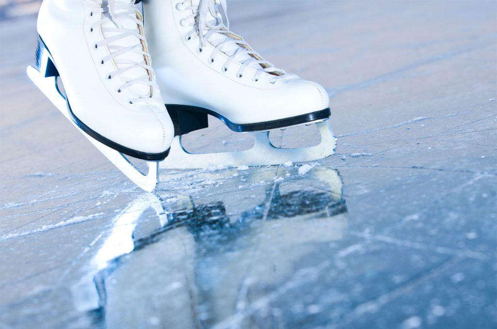 Divertimento sul ghiaccio assicurato!
